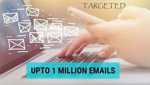 i will provide you with Niche targeted email lists such as LinkedIn or Facebook or Instagram verified email lists