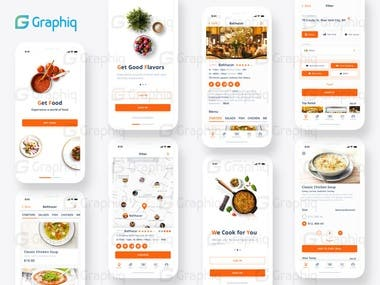 1. Push Notifications in On-Demand Food Ordering App 2. Discount/Rewards, Cashback and Loyalty Programs 3. Real-Time GPS Tracking of Food Delivery 4. Easy Payment Options 5. Social Media Integration 6. Reviews & Ratings 7. Easy Order Placement