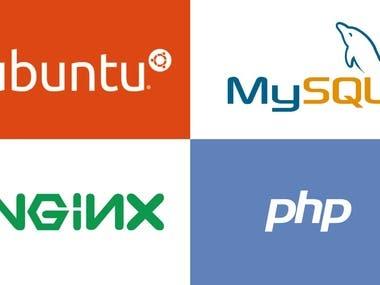 Installing (LEMP Stack) Linux, Nginx, MySQL, PHP on Linux