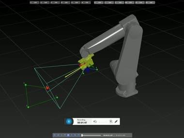 Robotics with Computer Vision