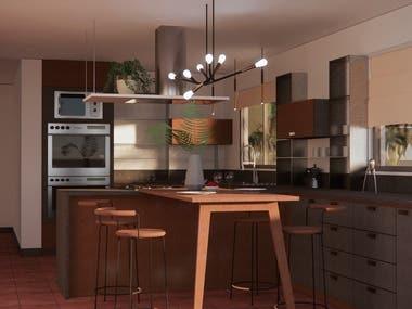 Cocinas, Cucine, Kitchens