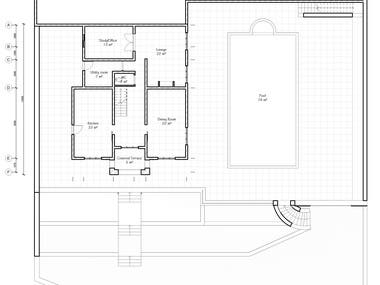 Dear Client I can provide you Architectural Villa project full set of drawings.  I can provide you:- Floorplan Section Elevation Siteplan Detail Drawing Construction Drawing Area Plan Materials Details Client Title Sheet  If you need Villa project drawing, Don't look anywhere just knock me.