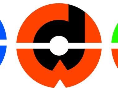 It is 2 letters logo..
