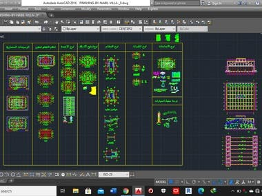 experience with using autocad