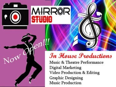These are Graphic designs for various publicity and marketing. I created these designs for clients and companies.
