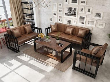 I made an advertisement on the Internet for this loft777.ru  loft style furniture