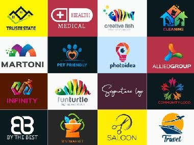 Hello everyone, Welcome to my Studio  The most important job of a logo is to help customers and customer prospects to identify your company. That's why the best logos are simple and memorable.   I will design a unique minimalist logo for your business/website/brand and any use which will take your business to a next level.