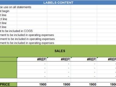 Excel & QuickBooks Online