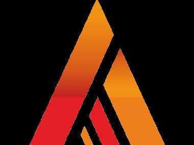 It's business Branding Logo -For website logo -it's best way of representing of your branding