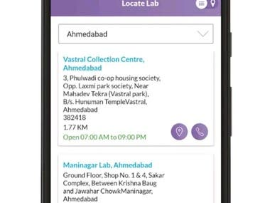 one of the largest and most comprehensive pathology laboratories, brings to you its feature rich mobile application. The app is designed to take care of all your pathology needs. It is easy to use, responsive, informative and absolutely future-ready. Now, book sample collection from the comfort of your home/office within minutes.
