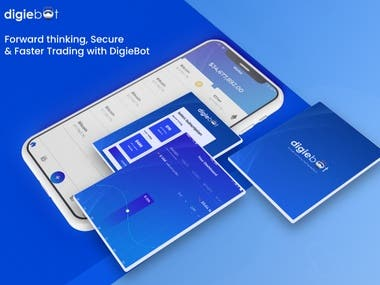Trading Bot for Web and Mobile plateform. Developed in Mean Stack Android Native IOS Native