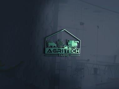 Logo For AGRITECH FARMS