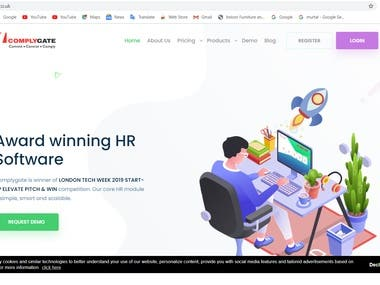 Complygate HR Software was founded in 2018. The founders understand the pain of HR leaders. Complygate is the only available HR software in the UK which helps you comply with the points-based immigration system (Brexit ready).  Link::https://www.complygate.co.uk/