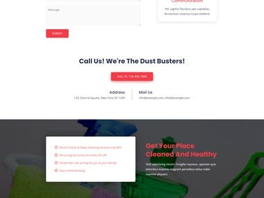 Lead Generation Website Design and Development