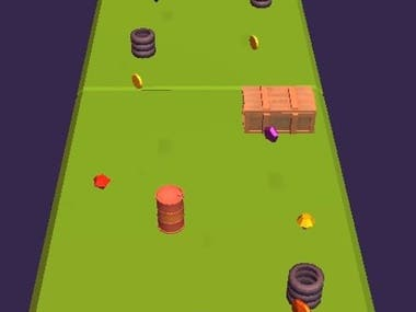 Unity3D Casual Game
