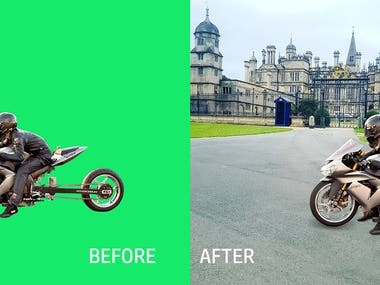 Hi, I am Md. Habibur Rahman, I will doing you're photo editing professionally. I want to be a full time freelancer so I am very serious to satisfy my Client. I will do photo any object or people remove very quickly and smoothly. Especially I have many experiences for photo editing. I will provide you with a premium product and maximum satisfaction. You trust or believe me I will not disappointed to you!