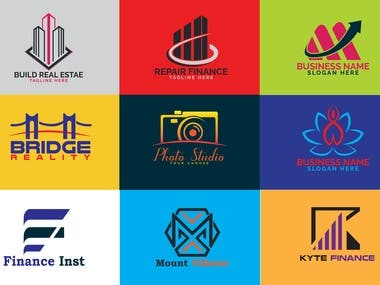 I will do Modern Minimalist logo design for your business. Please hire me I will provie you best from me... Thank you...