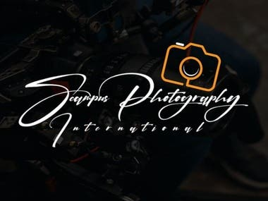 Signature & Photography Logo Design