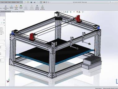 Product design & rendering