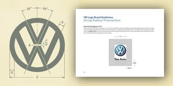 volkswagen brand guidelines