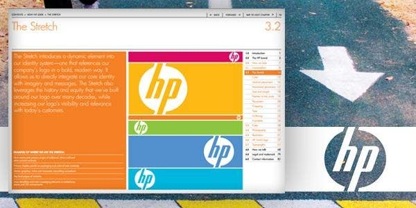 hp brand guidelines