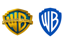 Two different Warner Brothers logos