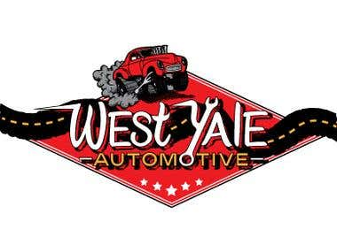 West Yale Automotive Logo