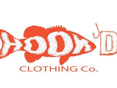 Hook'd Clothing Company Logo