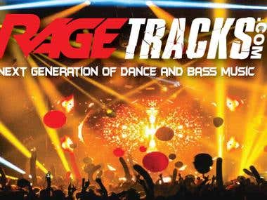 rage tracks is site where we have music,video listing and it is integrated with soundcloud and youtube apis