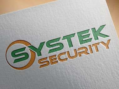 Systek is a high-end security camera and access control company with over 33 years in the market. Our company is seeking a professional graphics designer to improve our existing logo.