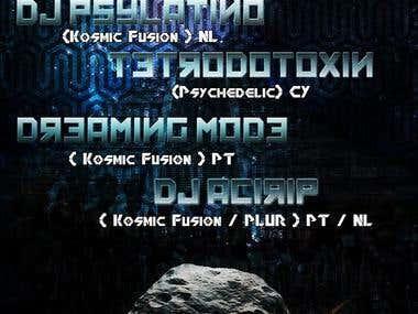https://www.facebook.com/events/1509935655933420/ ૐ Kosmic Fusion Productions ૐ