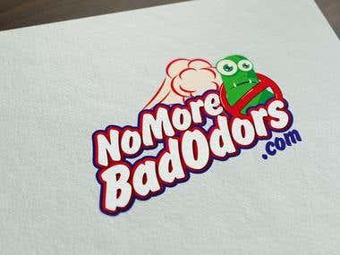 NoMoreBadOdors logo :)