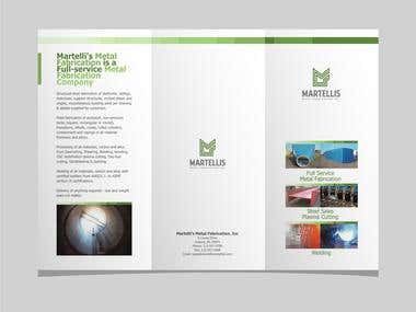 Corporate, Classic and party brochure design.