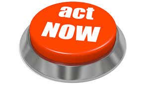 Call to action statement urgency
