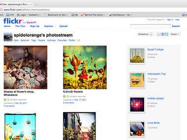 Check out my Photography showcase here: www.flickr.com/merissasantoso