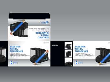 Print ready Packaging