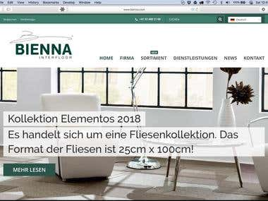 Flooring wholesaler in Switzerland.