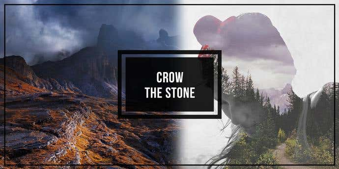 Two free, awesome pictures taken from Crow The Stone