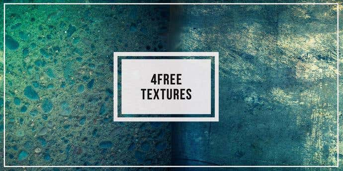 Two free, awesome pictures taken from 4FreeTextures