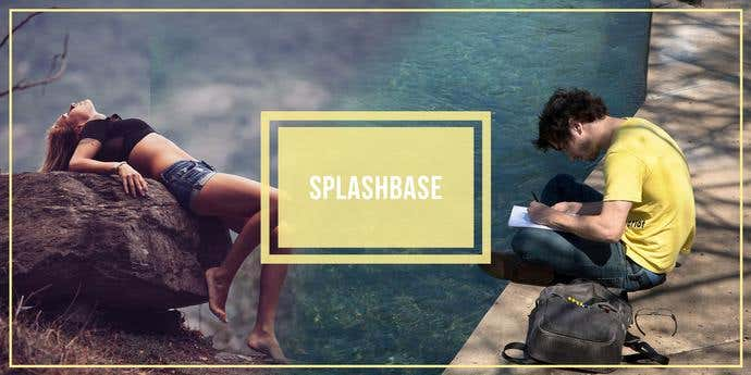 Two free, awesome pictures taken from Splashbase