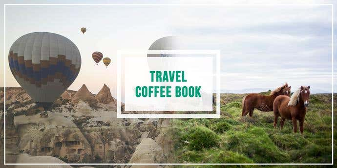Two free, awesome pictures taken from Travel Coffee Book
