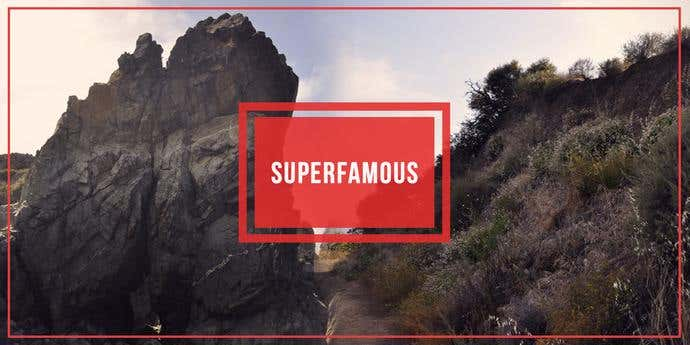 Two free, awesome pictures taken from Superfamous