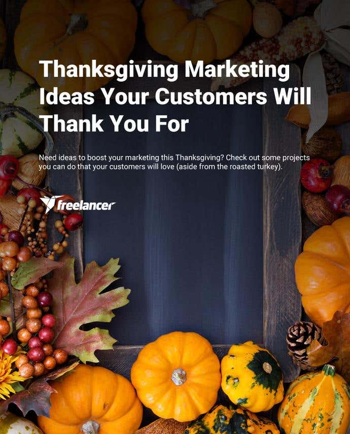 Thanksgiving Marketing Ideas Your Customers Will Thank You For  - Image 1