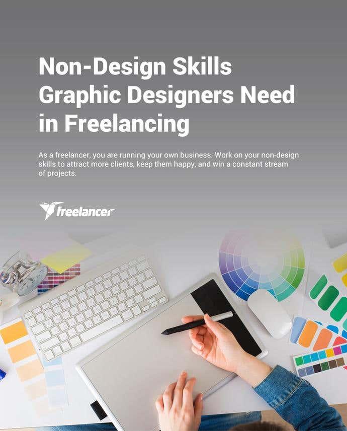 Non-Design Skills Graphic Designers Need in Freelancing - Image 1