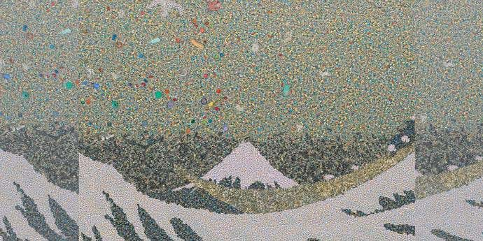 Pointillism: 30 Examples of Stunning Dot Art - Image 11