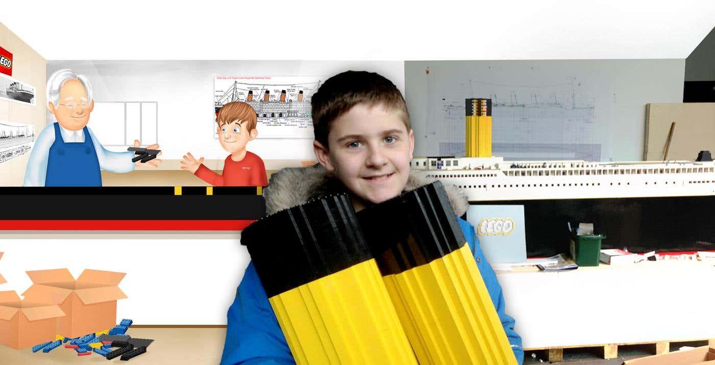 Lego a success story