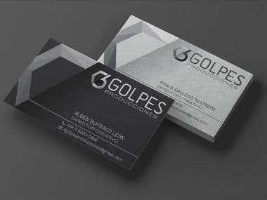3 GOLPES is a production company from Argentina.