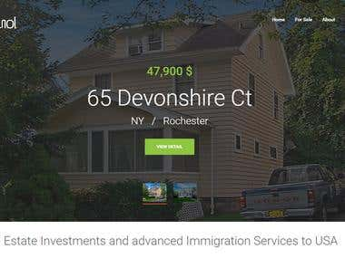 Real Estate Investments and advanced Immigration Services to USA