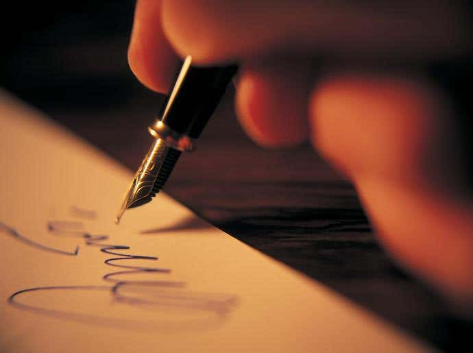 Nine Things To Remember When Writing About Yourself - Image 2