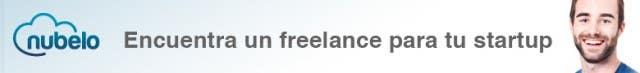 Encuentra un freelance para tu startup